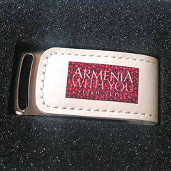Armenia with you on FLASH drive